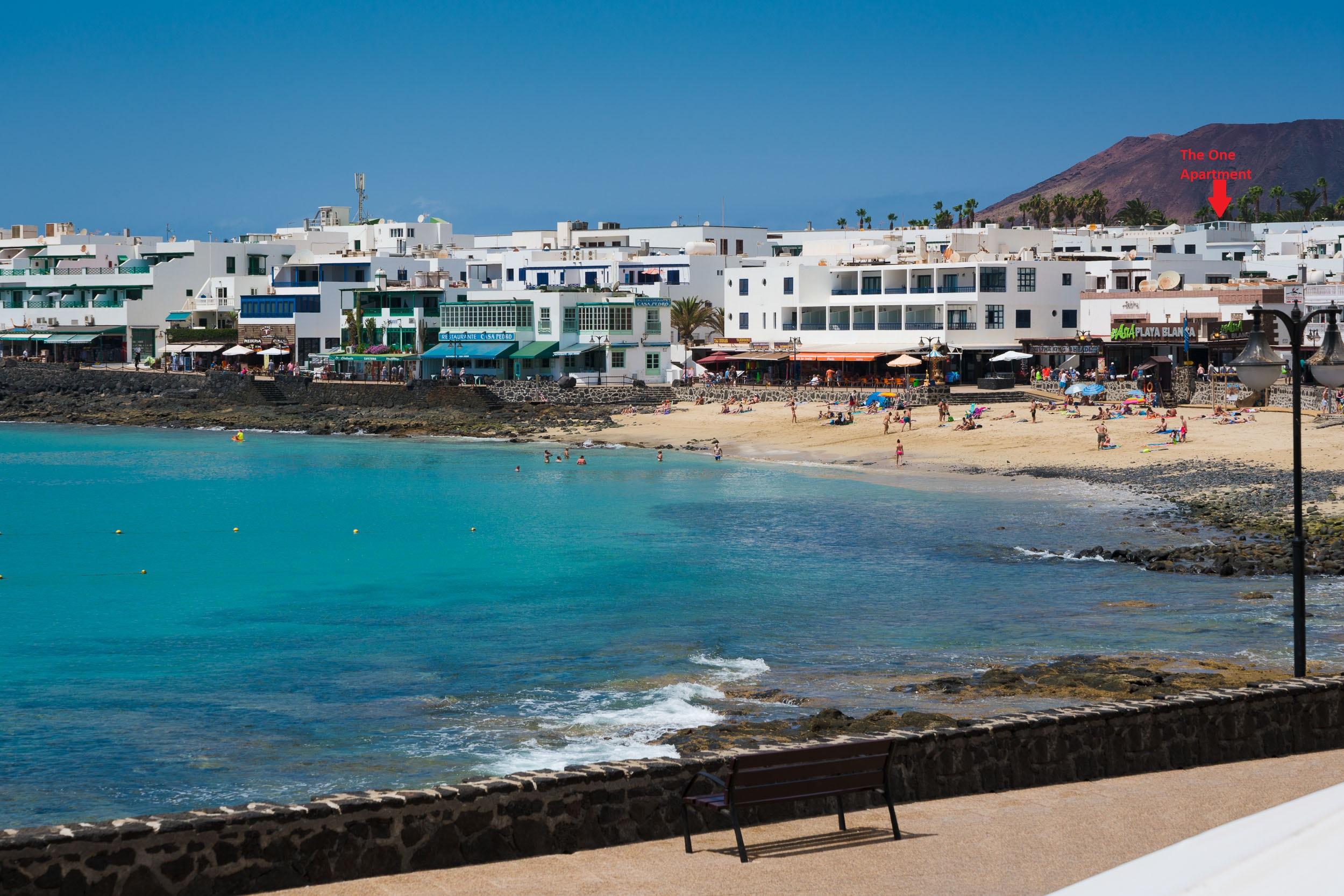 The One Apartment - Villas Playa Blanca