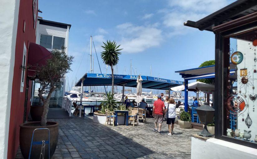 Marina Rubicon & Market Day
