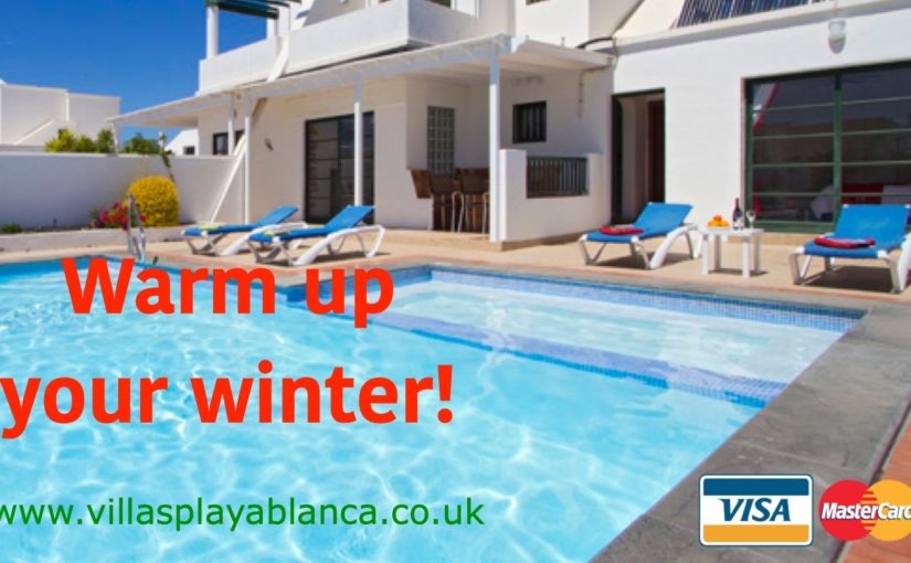 Why Lanzarote this Winter?